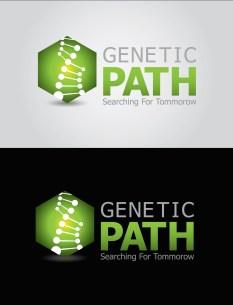 Genetic Path Logo
