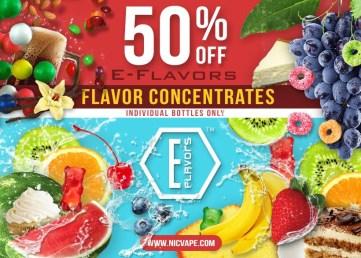 E-Flavors Web Ad