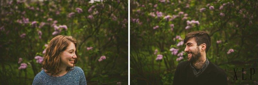Arnold Arboretum Lilac Engagement Photos (5)