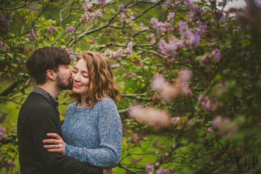 Arnold Arboretum Lilac Engagement Photos (16)