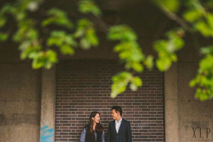 Creative BU engagement portraits