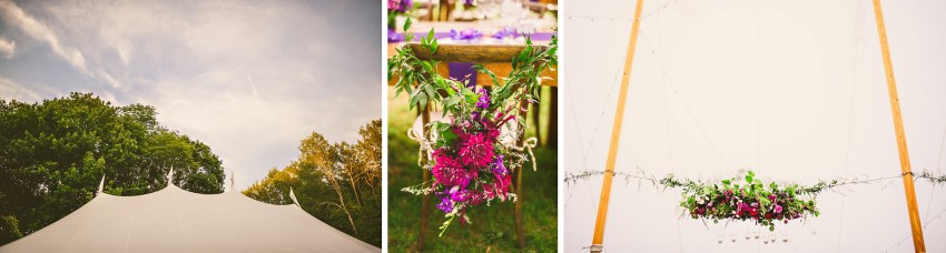 josias river farm wedding details