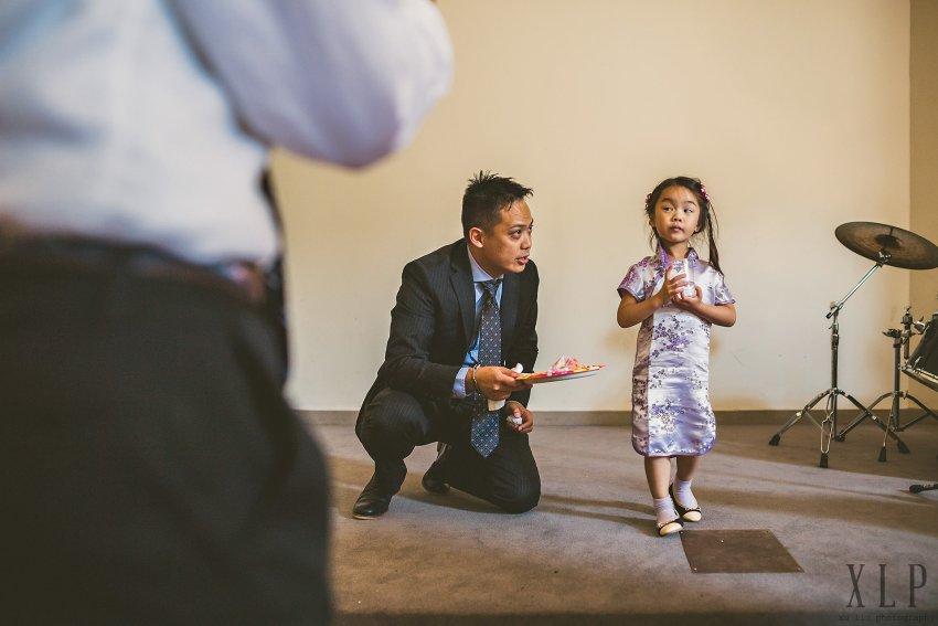 wedding guest children