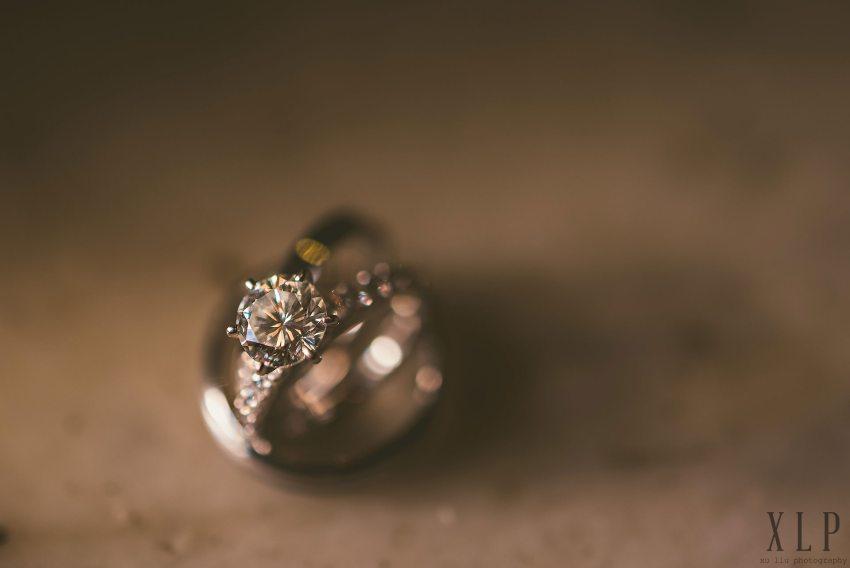 Lexington wedding ring photo