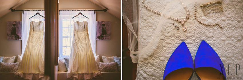 Rhode Island wedding details