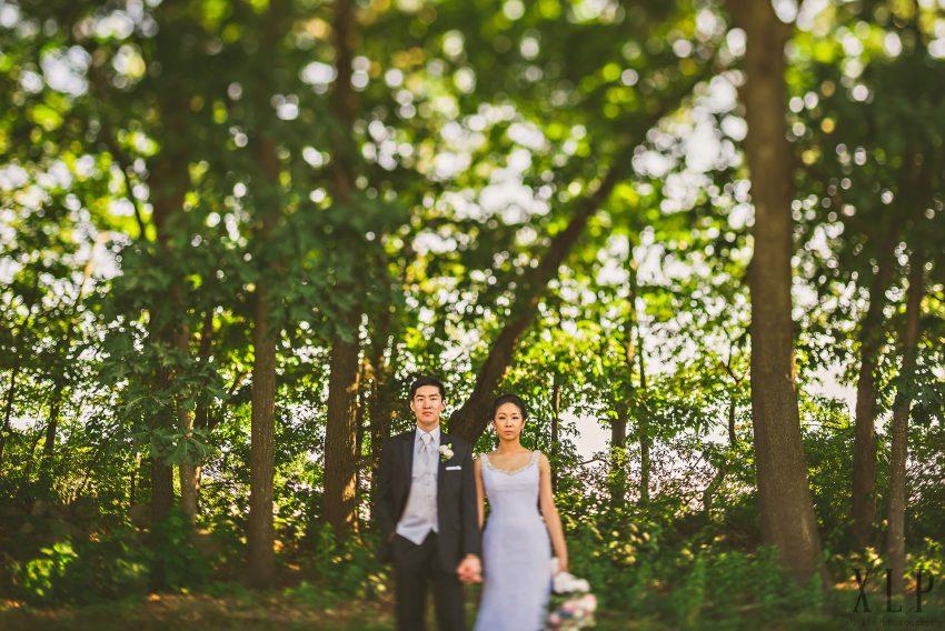 Wedding photo in Boston