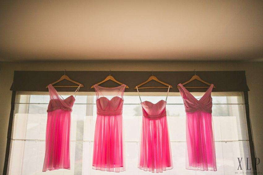 wedding dresses at element hotel