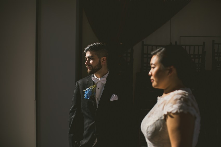 Creative State Room wedding portraiture