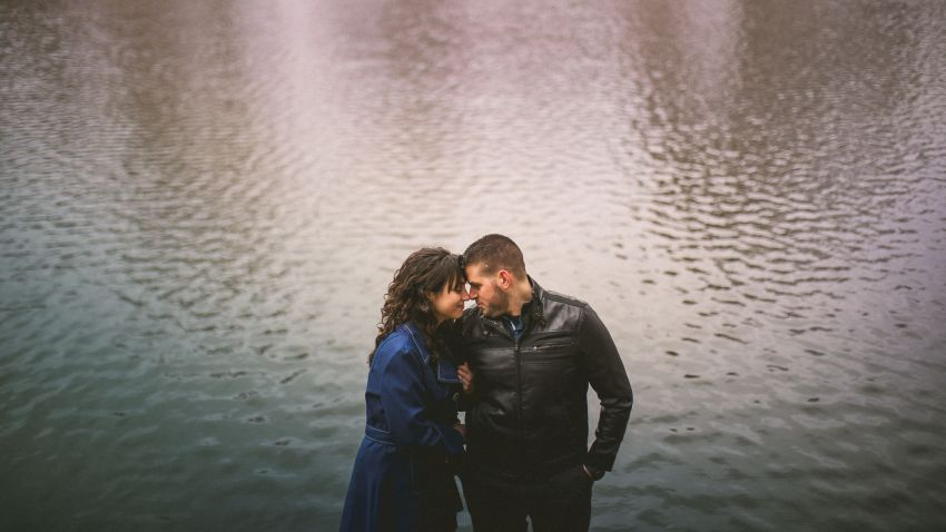 Providence engagement pictures