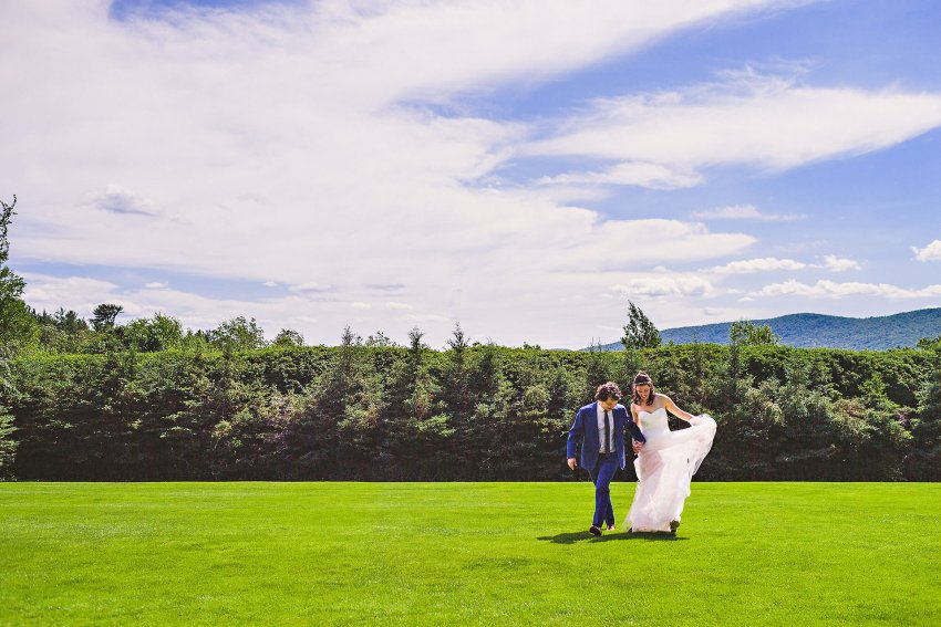Berkshires wedding at Tanglewood