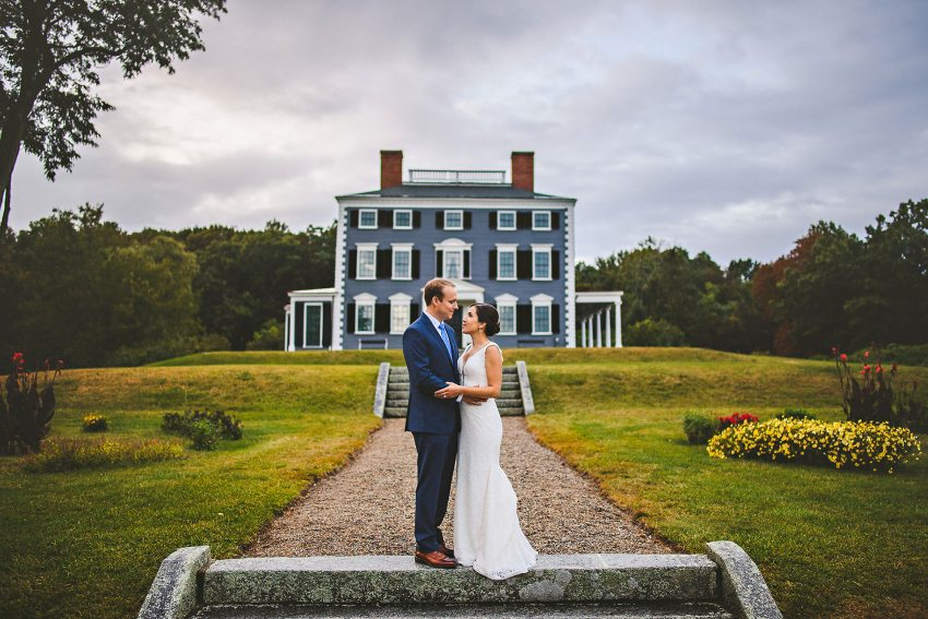 Codman Estate Wedding picture