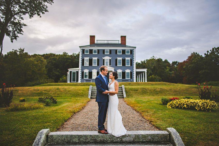 Codman Estate Wedding picture
