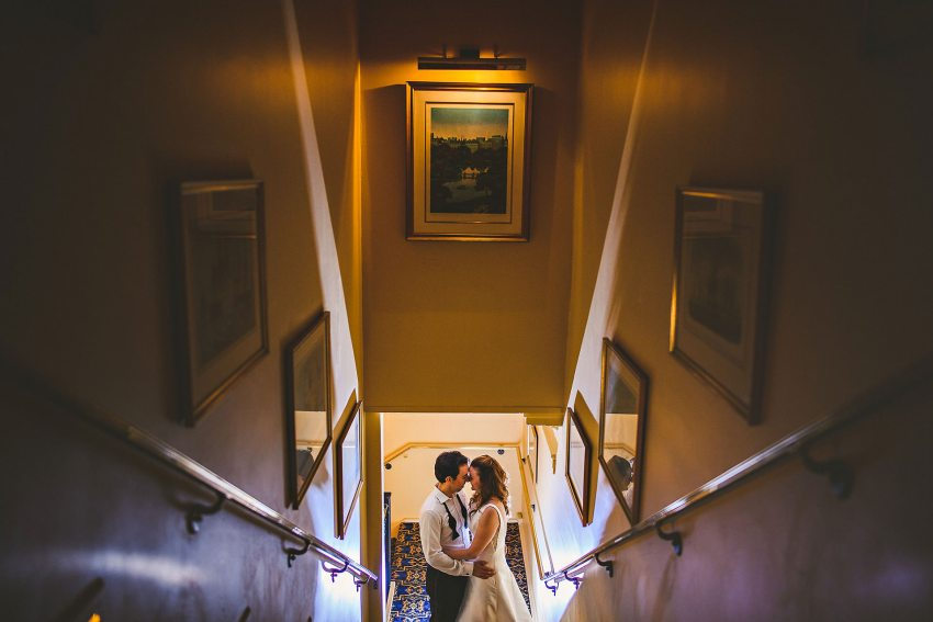 Hampshire House wedding pictures