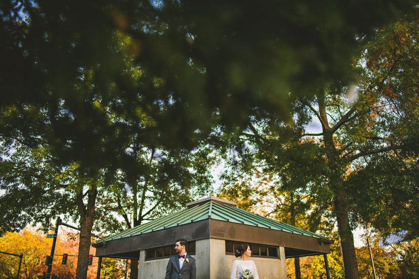 Artistic NH wedding photos