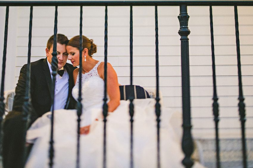 Intimate Portsmouth wedding photo