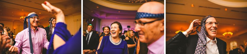 Epic wedding reception dance party