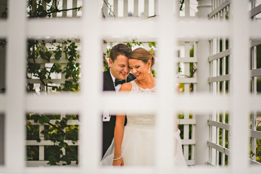 Artistic Wentworth wedding portrait