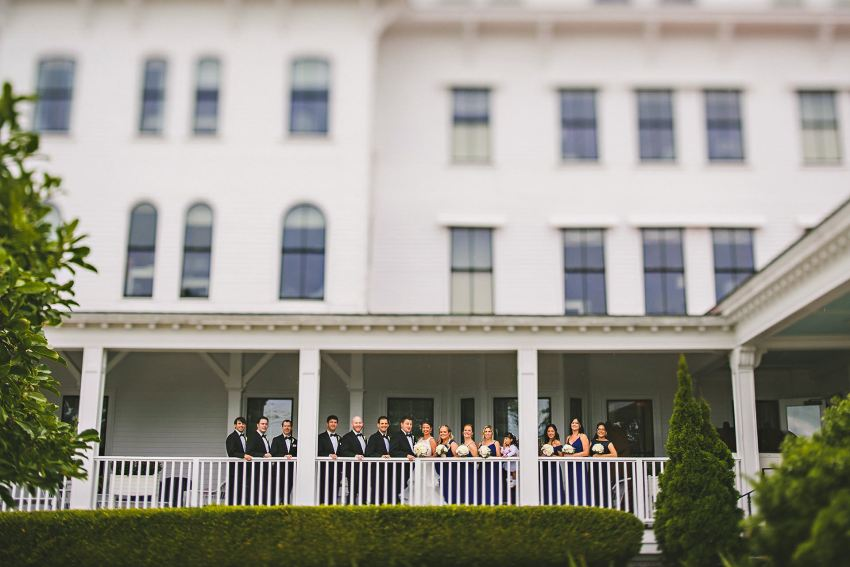 Wentworth by the Sea Wedding Party
