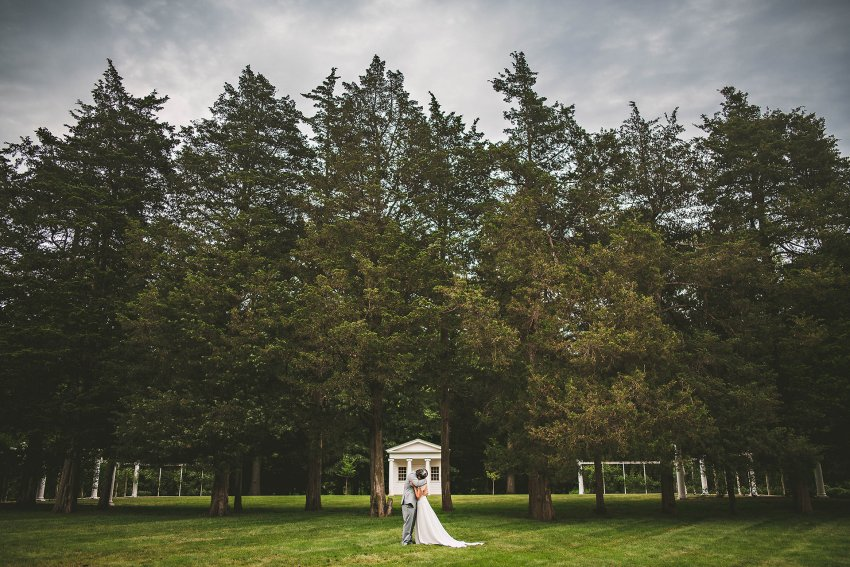 Epic Wadsworth Mansion wedding photography