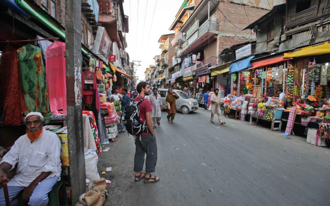 Lal Chowk – Srinagar