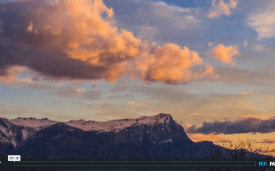 Le Grand Morgon Time-lapse – 4K