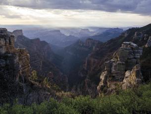 Alex Pullen 2018 Calendar Grand Canyon