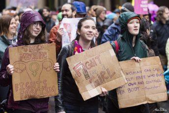 Portland womans March Alex Pullen-6110