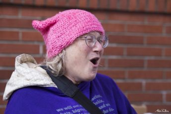 Portland womans March Alex Pullen-6130