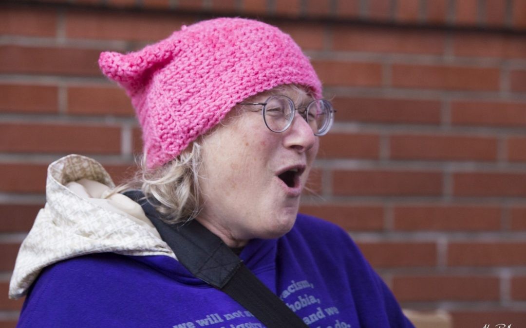 Portland, OR – Women March for Equality – January, 21st 2017
