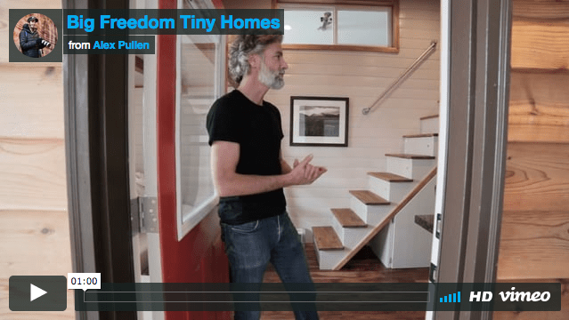 Big Freedom Tiny Homes - Video