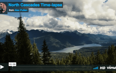 North Cascades Time-lapse