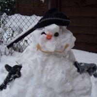 Travel Snapshot: (snowman) London