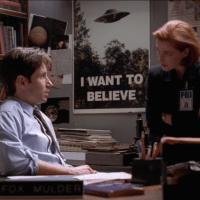 Line(s) of the Day #TheXFiles