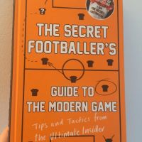 Line(s) of the Day #TheSecretFootballer Guide to the Modern Game