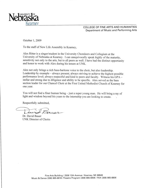 david-bauer-reference-letter