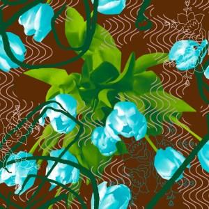 Pattern and print design GenTulp (aram0913) by Alex Russell