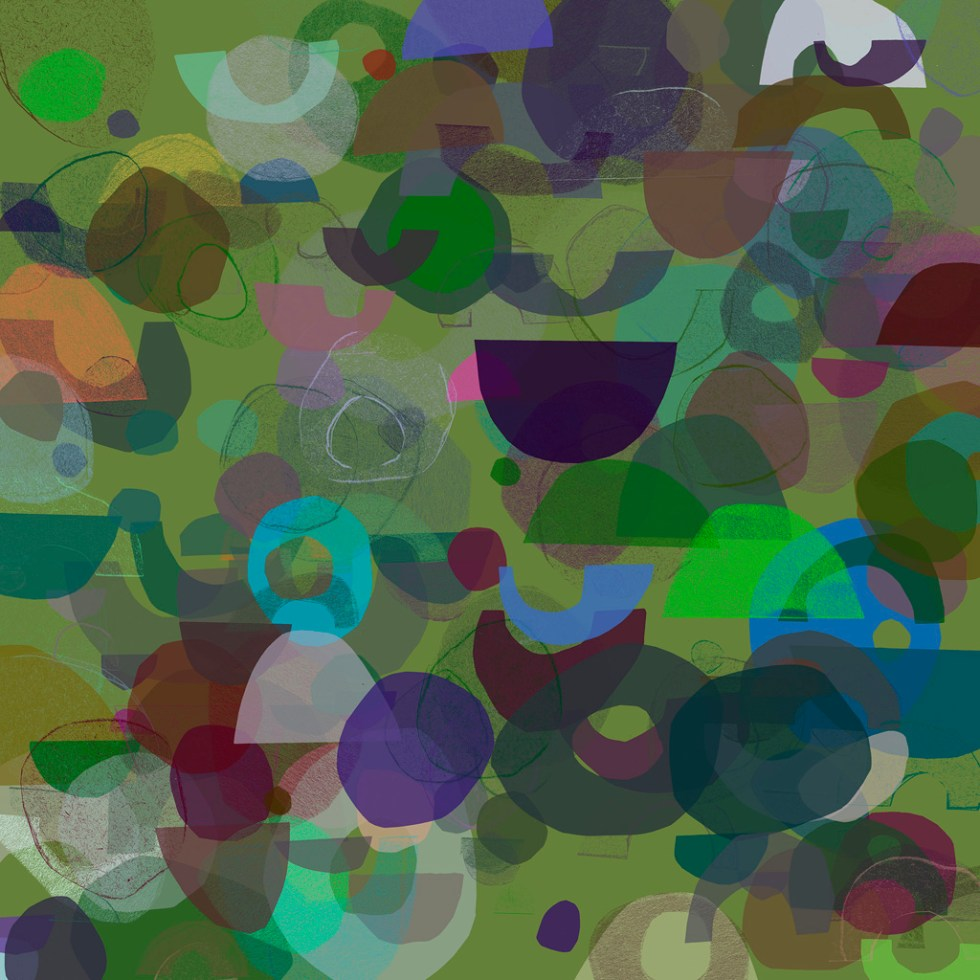 ApeiroPattern generative art Genuary 2021 Day 19 Run 02 by Alex Russell (full image)