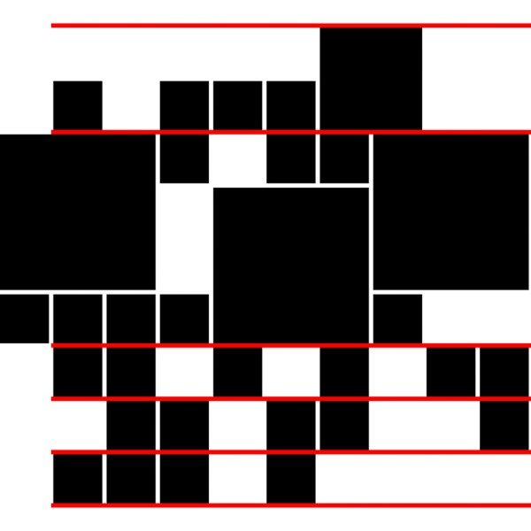 Image 6 of Part 1 of the development of ApeiroPattern generative art collection A Scheme Not Of This World by Alex Russell