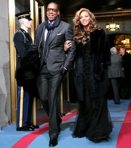 Beyonce & Jay Z - 2013 Inauguration