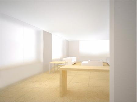 KW SOHO Apartment 1 Hall To Living