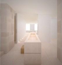 KW SOHO Apartment 2 Freestanding Stone Basin (Bathroom)