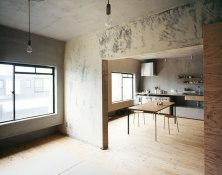 Naruse Inokuma Architects + Hiroka Karibe Setgaya Flat #6
