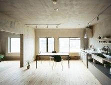 Naruse Inokuma Architects + Hiroka Karibe Setgaya Flat #8