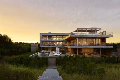 "THE BRIDGEHAMPTON ""OCEAN DECK HOUSE"" WITH ALL-ROUND VIEWS 1"