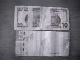 Money gets stripey