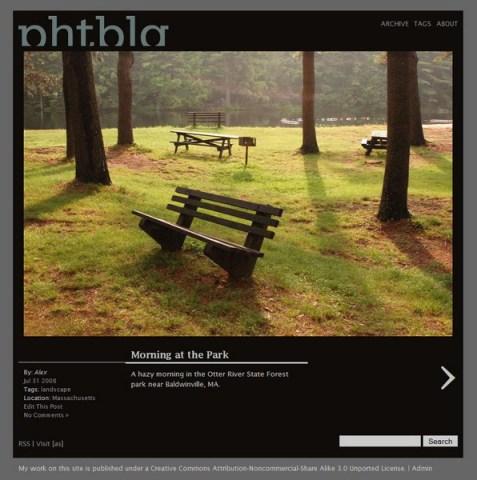 phtblg Screen Shot
