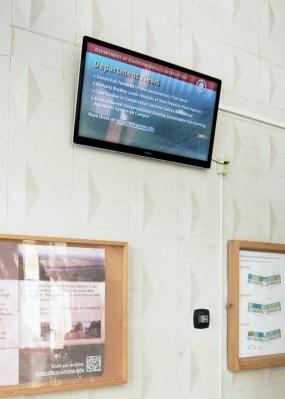 ECO Departmental LCD