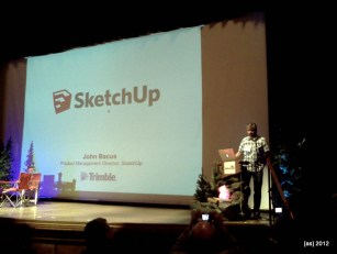 John Bacus, SketchUp Product Manager