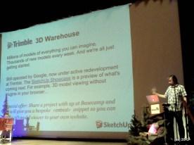 Trimble 3D Warehouse plans