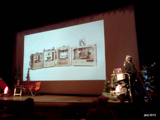 Bre Pettis of MakerBot